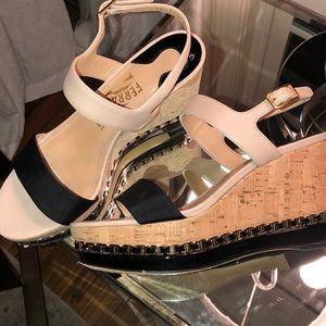 ac77c8cf727 Salvatore Ferragamo Shoes - Salvatore Ferragamo Mollie platform sandal